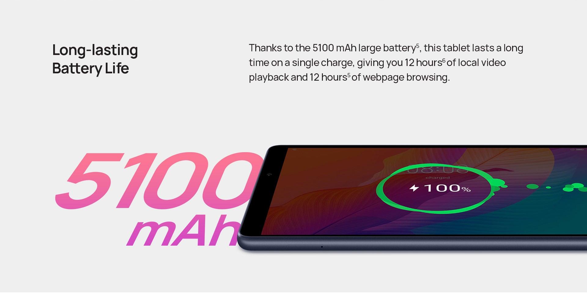 Huawei MatePad 及 MatePad T8 今天起发售,价格 RM599 起,赠品最高价值超过 RM250 6
