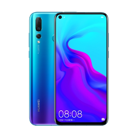 HUAWEI nova 4 (Crush Blue)