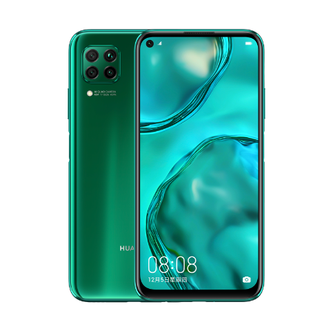 HUAWEI nova 7i (Crush Green)