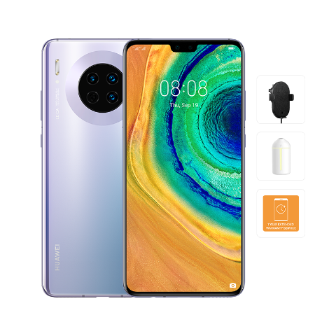 HUAWEI Mate 30 (Space Silver)