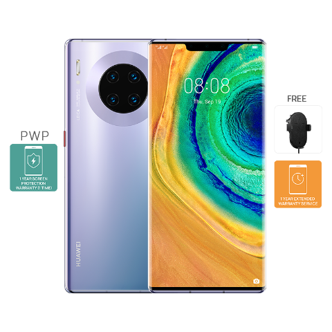 HUAWEI Mate 30 Pro (Space Silver)