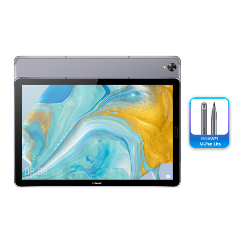HUAWEI MediaPad M6 (Titanium Grey)