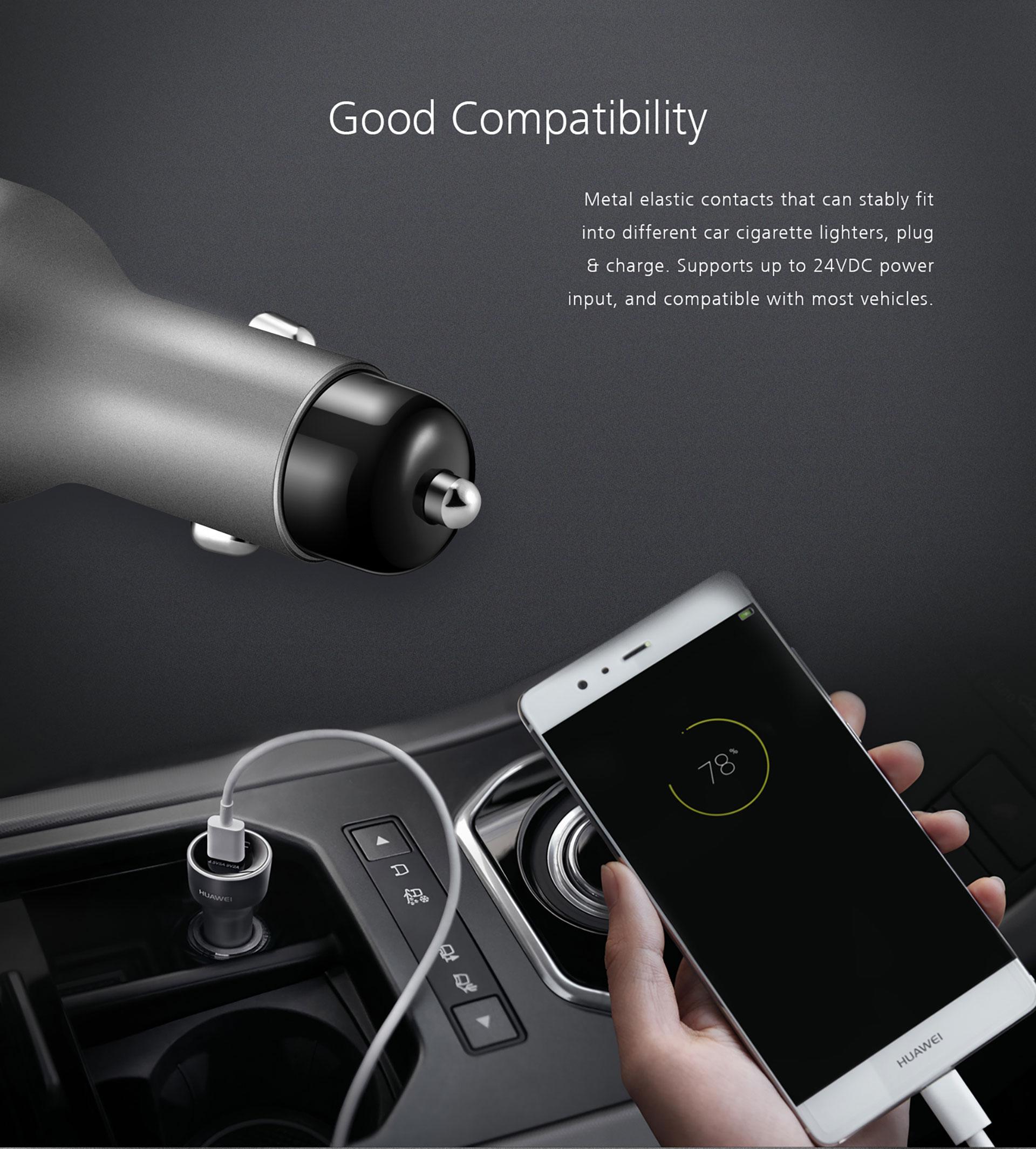 Huawei AP 38 Car Charger