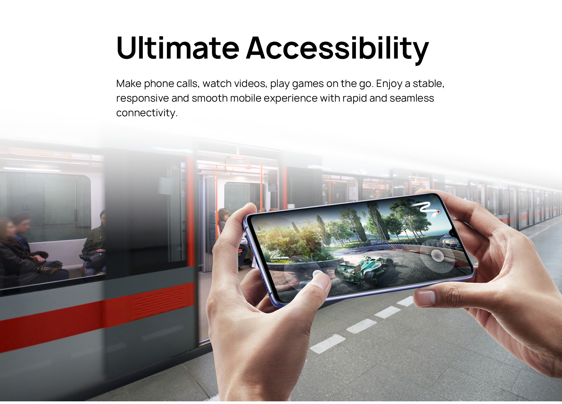 Huawei Mate 20 X Ultimate Accessibility