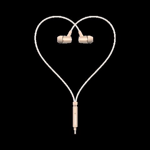 Słuchawki HUAWEI AM12 Plus – Złote