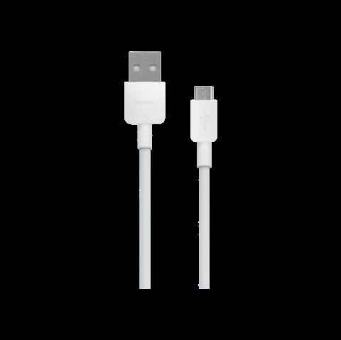 Kabel HUAWEI CP70 microUSB – Biały