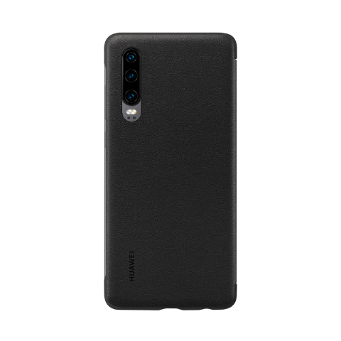 Etui Smart View Flip Cover do HUAWEI P30 – Czarne