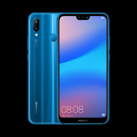 HUAWEI P20 Lite Niebieski 4+64 GB