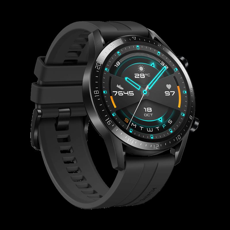 HUAWEI Watch GT 2 (46mm) - Czarny
