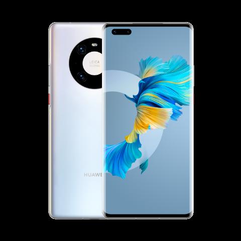 HUAWEI Mate 40 Pro 5G - Srebrny