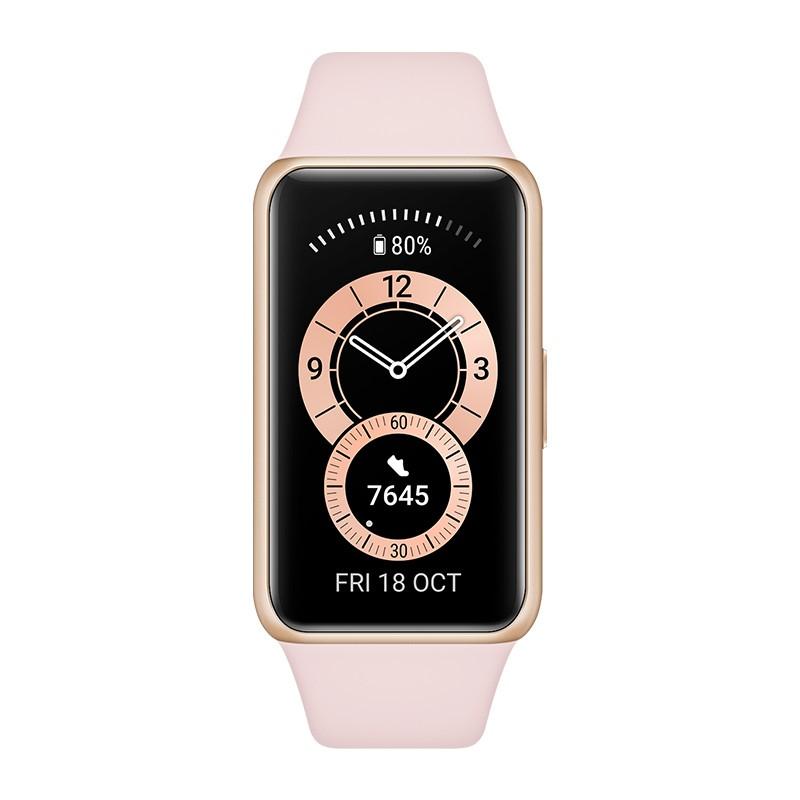 Умный браслет HUAWEI Band 6 Розовая сакура